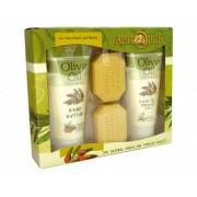 Zestaw upominkowy do pielęgnacji ciała i dłoni - Olive Oil nr 2