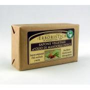 Mydło z olejkiem migdałowym - Erboristica 125g