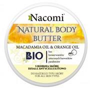 Masło shea z olejem macadamia - pomarańcza 100ml