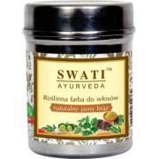 Swati Naturalna Henna jasny brąz 150g