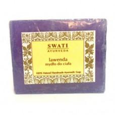 Swati Ayurveda mydło lawenda 100g