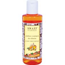 Swati szampon naturalny z miodem i olejkiem migdałowym 100ml