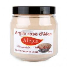 Maseczka do twarzy z Różową Glinką Alep 200g