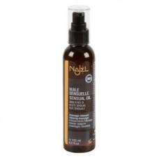 Zmysłowy olejek do masażu o zapachu kwiatu pomarańczy 125ml