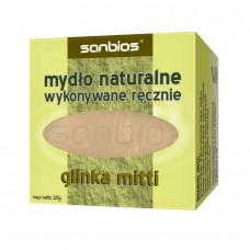 Glinka mitti mydło naturalne 100g