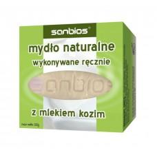 Mydło naturalne z mlekiem kozim 100g