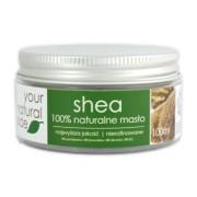 Masło Shea nierafinowane Organic 100ml