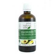 Olej awokado nierafinowany 100ml