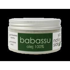 Olej babassu rafinowany Organic 100ml