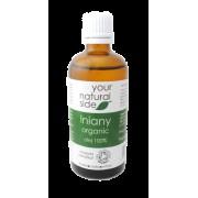 Olej lniany nierafinowany Organic 100ml