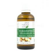 Olej makadamia nierafinowany Organic 50ml